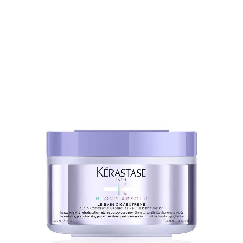 KERASTASE - Shampoo Cabello Decolorado Le Bain Cicaextreme Blond Absolu 250 Ml