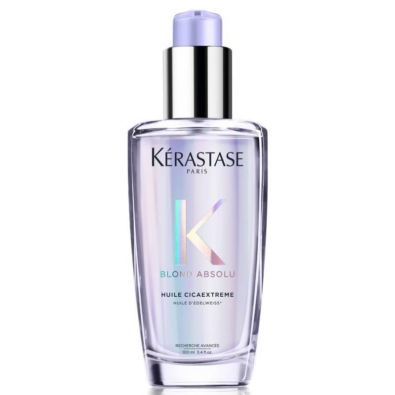KERASTASE - Aceite Cabello Decolorado Huile Cicaextreme Blond Absolu 100 Ml