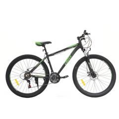 ASIAMERICA - Bicicleta de Montaña Aro 29 21 Velocidades Verde