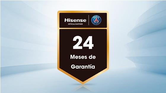 Garantía TV Hisense