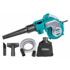 Total Tools - Soplador Aspirador Industrial 800W  4Pzas