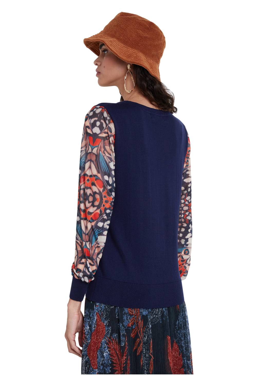 DESIGUAL - Sweater Pompeya