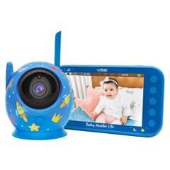 Momo - Monitor De Bebé Azul - Baby Monitor Soymomo