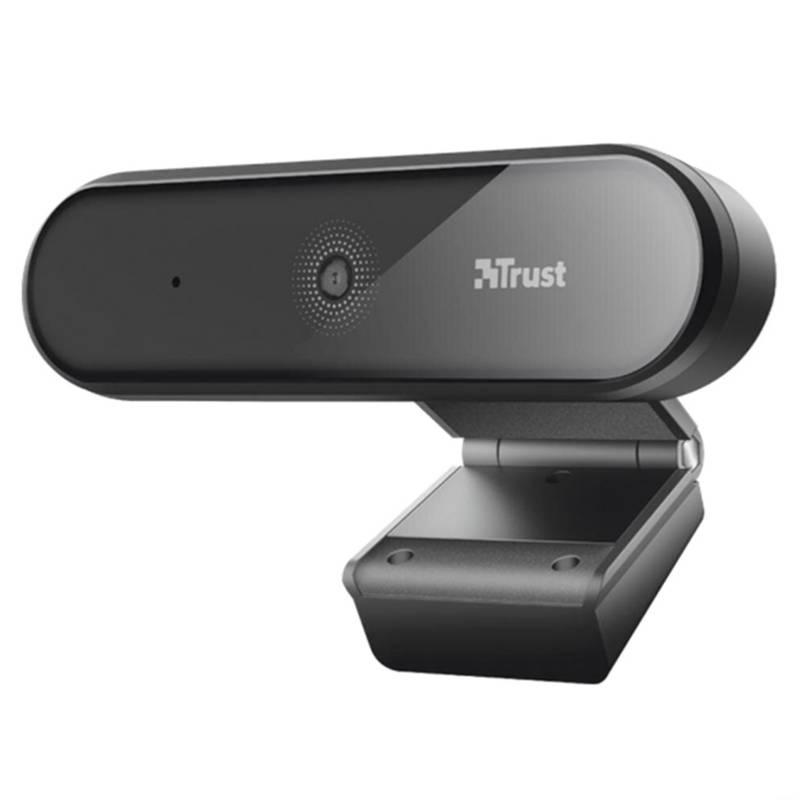 TRUST - Camara Webcam Para Sala Hibrida Full HD 1080P Tyro