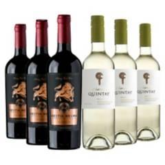BESTIAS - 3 Vinos Bestia Negra Ca  3 Vinos Quintay Clava Sb