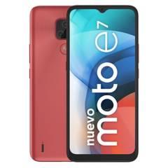 MOTOROLA - Motorola E7 32Gb Rom 2Gb Ram Rosa Coral