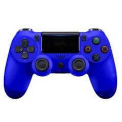GENERICO - Joystick Control Ps4-Pstv  Ps Now - Azul