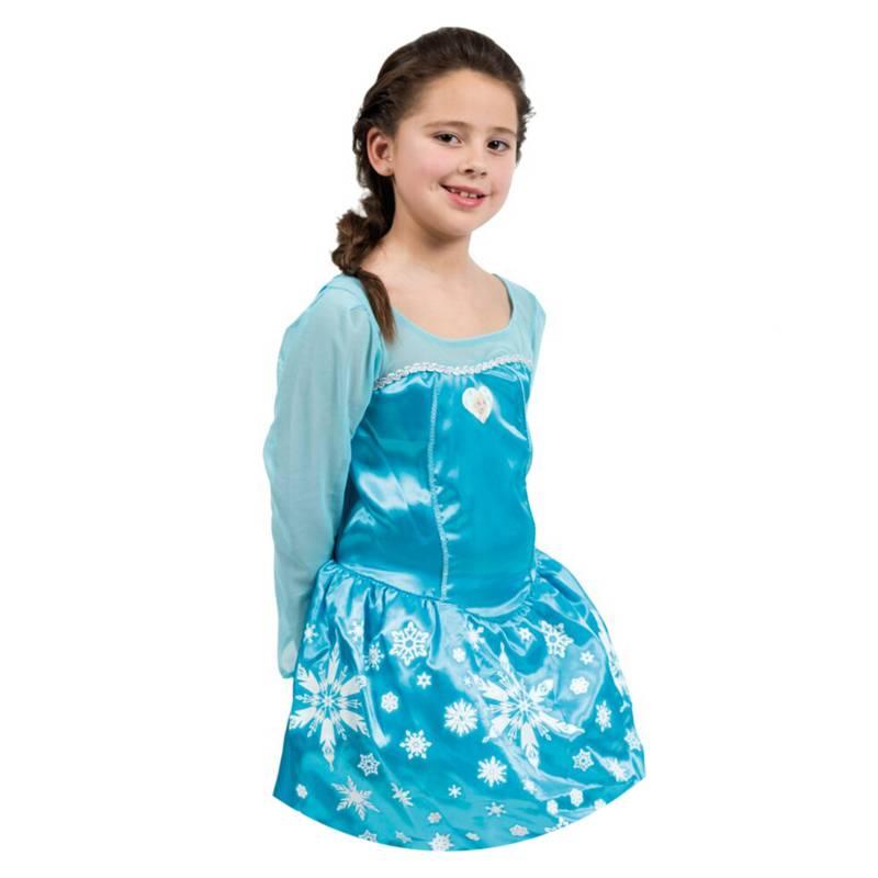 Disney - Disfraz Frozen Basico 6-7 Años Disney