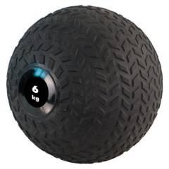 ATLETIS - Slam Ball Pro Tire Medicinal De 6 Kg Negro