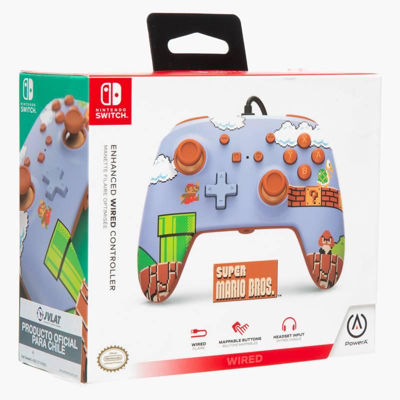 POWERA - Control Switch Super Mario Bros