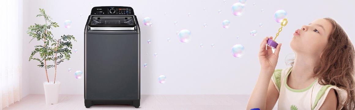 Sistema de lavado AirBubble 4D