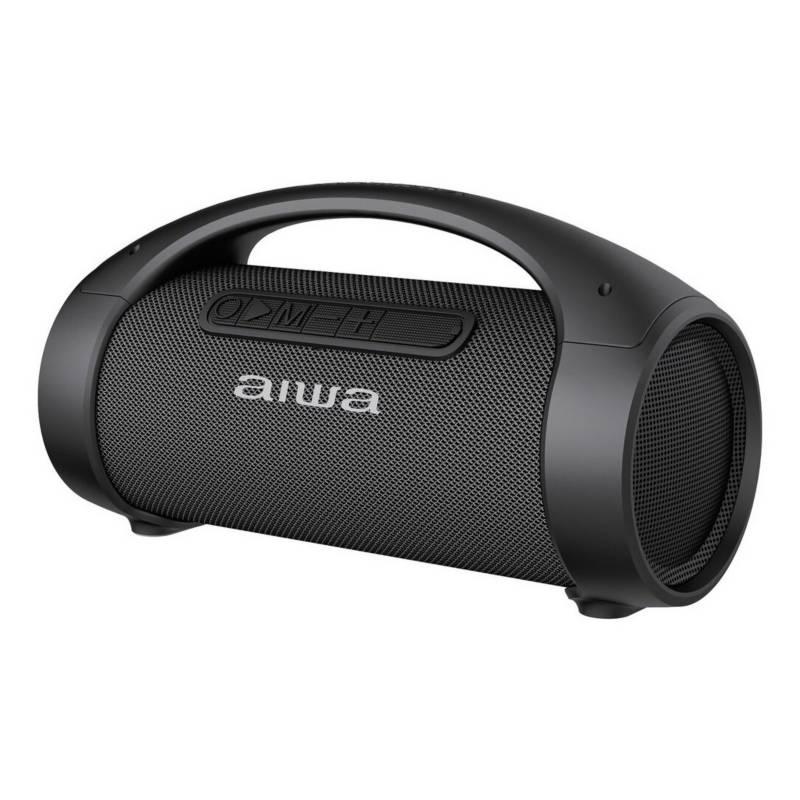 AIWA - Parlante Portátil Bluetooth Tws Fm Boombox Aw-S600