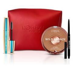 LOREAL PARIS - Set Eyes, Bronze & Go L'Oréal Make Up