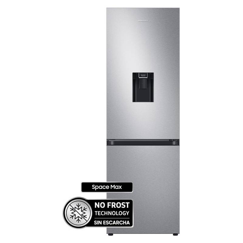 SAMSUNG - Refrigerador Bottom Freezer 331 lt RB34T632FSA/ZS