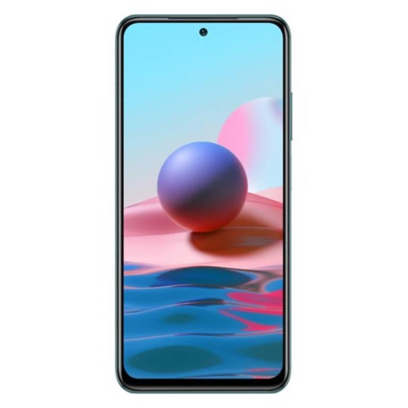 XIAOMI - Smartphone Redmi Note 10 EU 128GB/4GB Lake Green