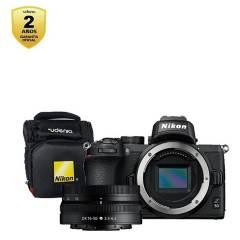 Nikon - Z50  16-50mm  Bolso Nikon  Garantía Extendida