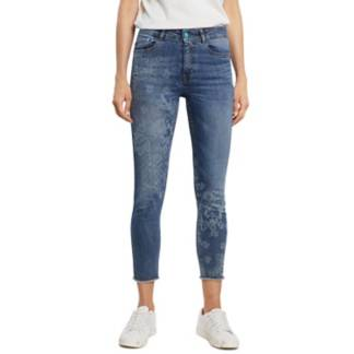DESIGUAL - Jeans Mujer