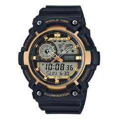 CASIO - Reloj digital hombre   aeq-200w-9avdf
