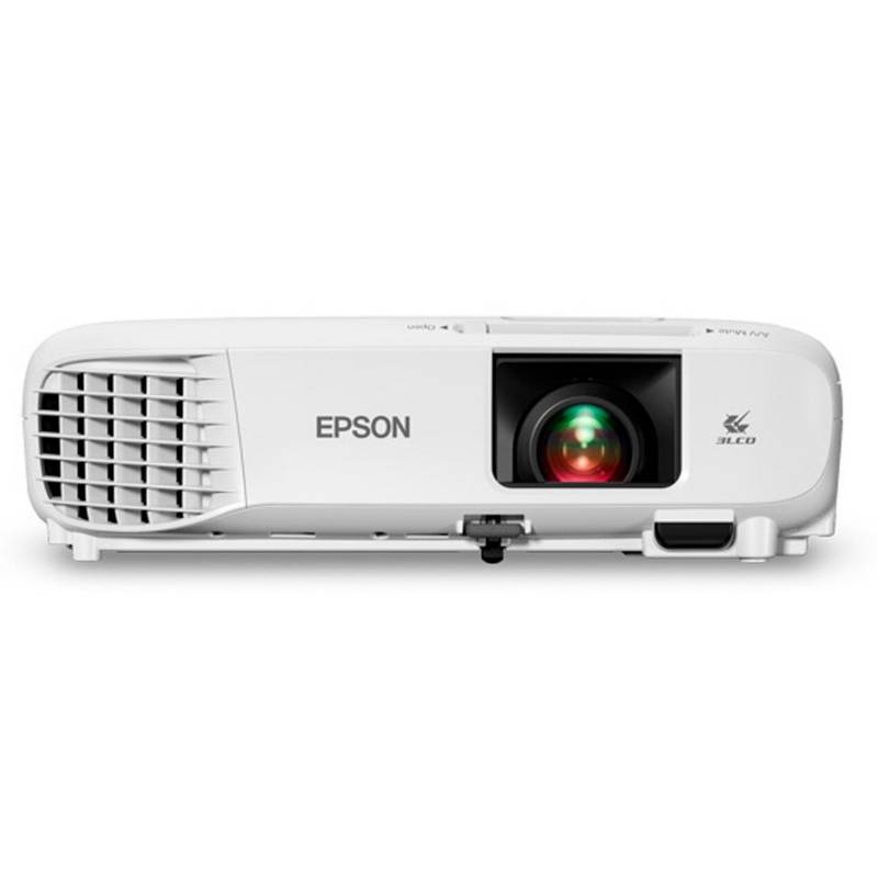 EPSON - Proyector Epson Powerlite E20 Para Salas De Clases