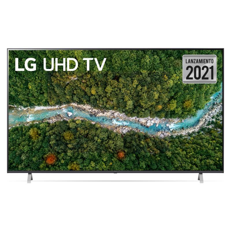 LG - LED 43'' 43UP7750 4K UHD Smart TV + Magic Remote 2021