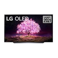 LG - OLED 55'' OLED55C1 4K UHD Smart TV + Magic Remote 2021