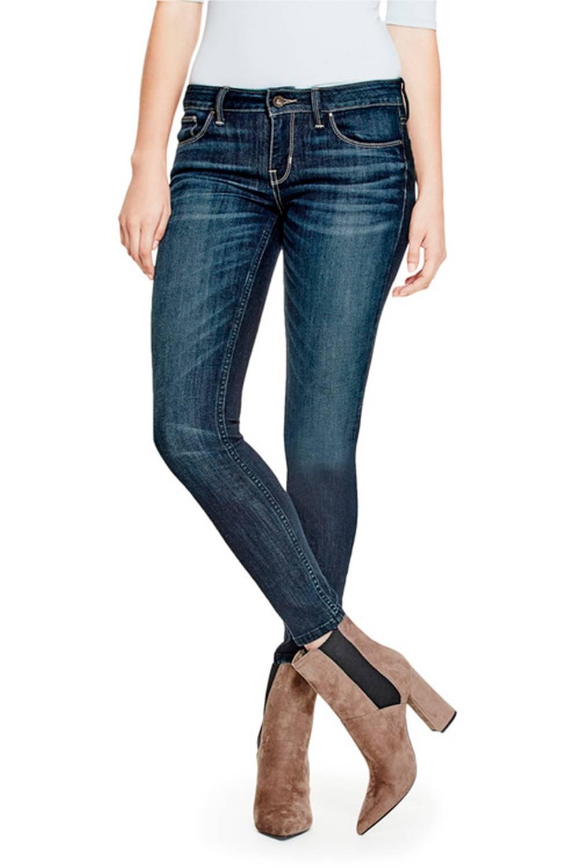 GUESS - Jeans Power Skinny Low Ktnt