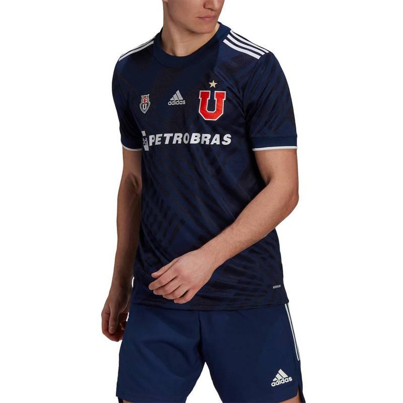 ADIDAS - Camiseta Oficial Universidad de Chile Hombre Personificable