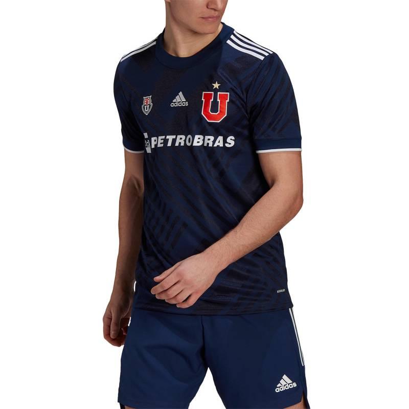 ADIDAS - Camiseta De Fútbol Local Universidad De Chile Hombre