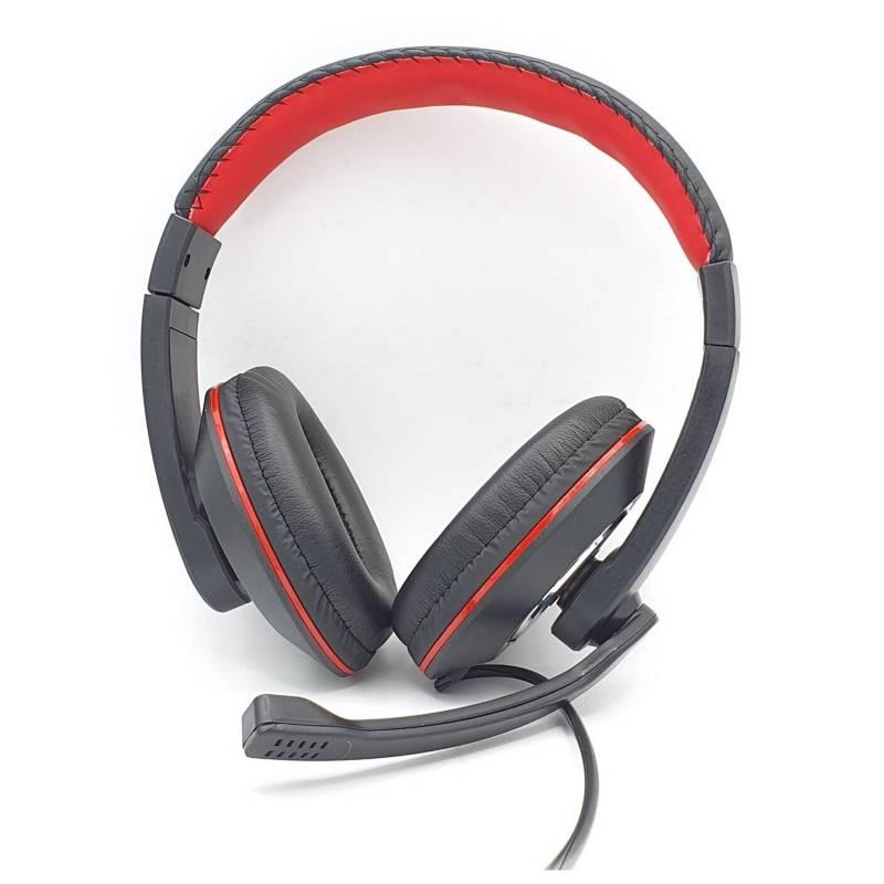 NJOYTECH - Audífono Gamer C/mic. Jack 3.5 De 4pines Audiovoz