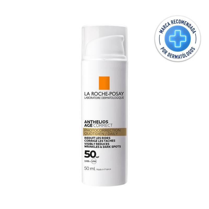 LA ROCHE POSAY - Protector Solar Anthelios Age Correct 50 ml