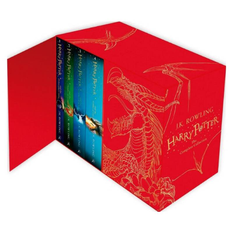 BLOOMSBURY - Harry Potter Boxed Set The Complete Collection