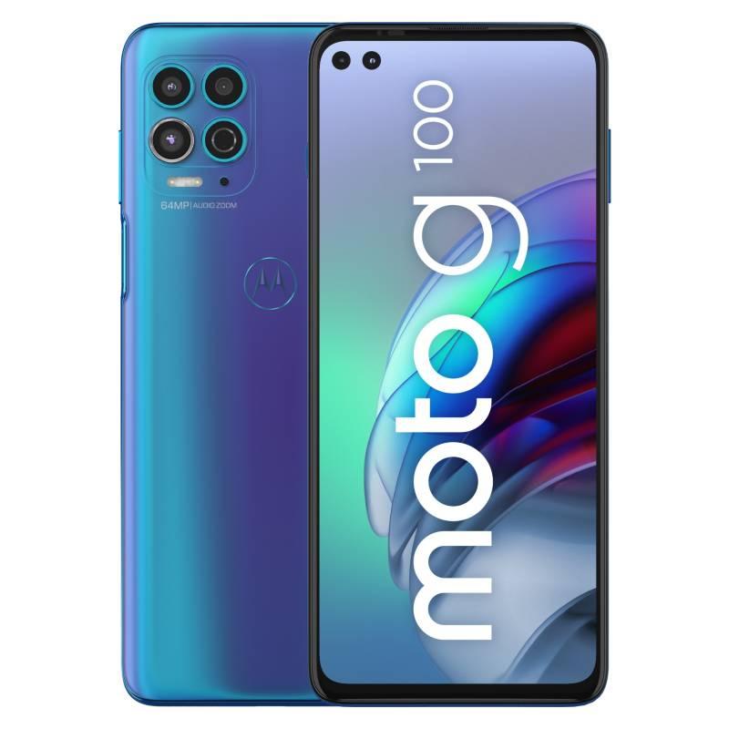 MOTOROLA - Smartphone Moto G100 + Hdmi 128GB