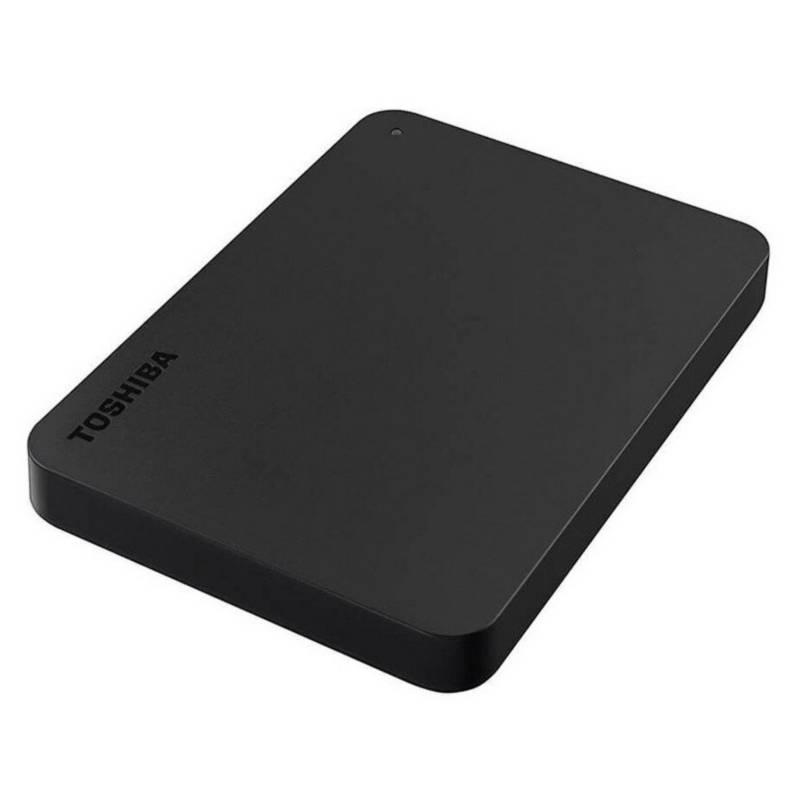 TOSHIBA - Toshiba Disco Duro 2 TB Canvio Black