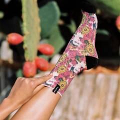 CALZEDONIA - Calcetines Cortos Frida Kahlo