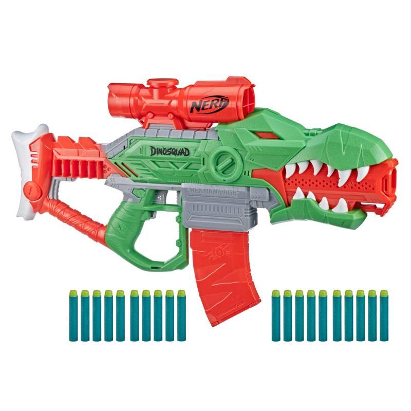 NERF - Nerf Dinosquad Rex Rampage