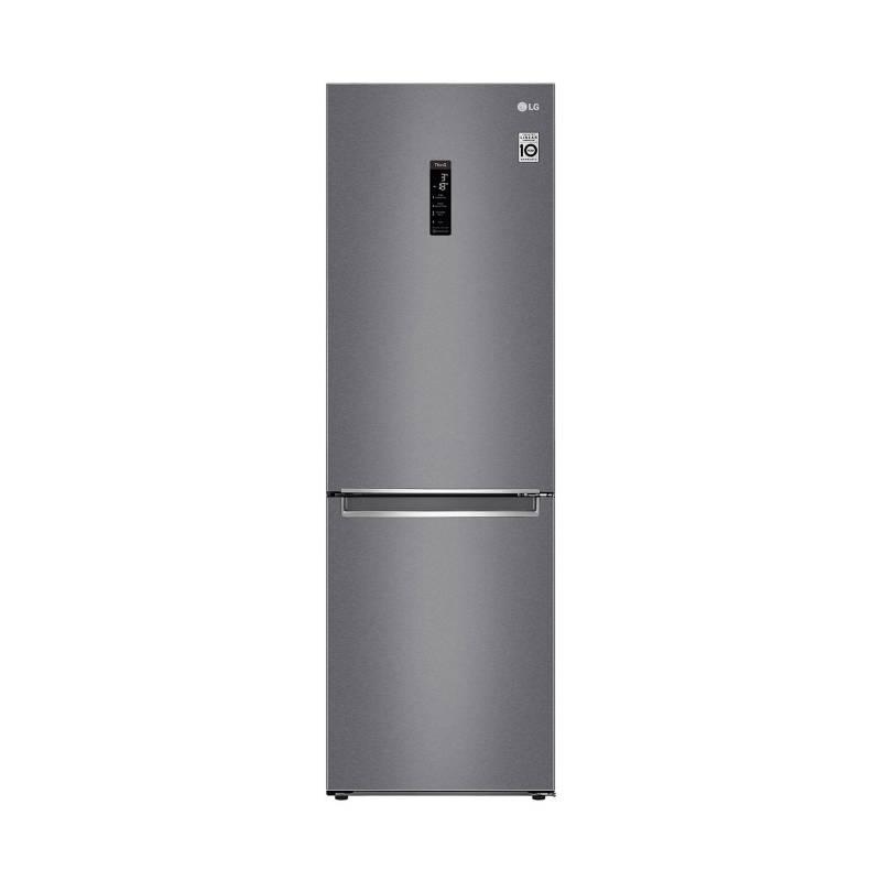 LG - Refrigerador Bottom Freezer 341 lt GB37MPD