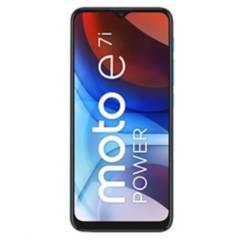 MOTOROLA - Motorola E7I Power 32 Gb Rom 2 Gb Ram Azul