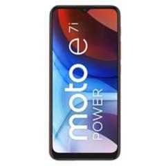 MOTOROLA - Motorola E7I Power 32 Gb Rom 2 Gb Ram Naranja