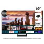"SAMSUNG - QLED 65"" Q70A 4K UHD Smart TV"