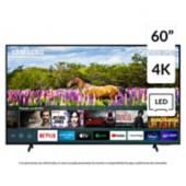 """SAMSUNG - LED 60"""" AU8000 Crystal UHD 4K Smart TV 2021"""