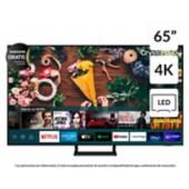 """SAMSUNG - LED 65"""" AU9000 Crystal UHD 4K Smart TV 2021"""