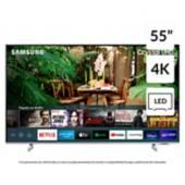 """SAMSUNG - LED 55"""" AU8200 Crystal UHD 4K Smart TV 2021"""
