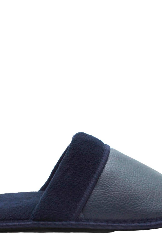 Newport - Pantufla Descanso Azul