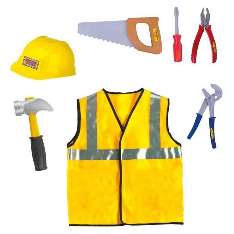 DACTIC - Disfraz Constructor (001) DACTIC