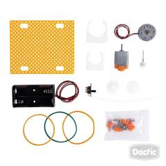 DACTIC - GENERADOR ELECTRICO (005) DACTIC