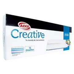 CREATIVE - GUILLOTINA C/DISENO DE CORTE (008