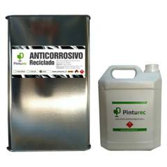 PINTUREC - Anticorrosivo 5G  Diluyente Sintetico 5L Gris