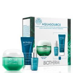 BIOTHERM - Set Tratamiento Hidratación Aquasource