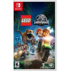 WARNER-BROSS - Lego Jurassic World Nsw
