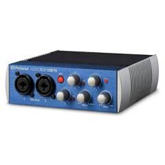 PRESONUS - Interfaz de audio Presonus Audiobox USB 96